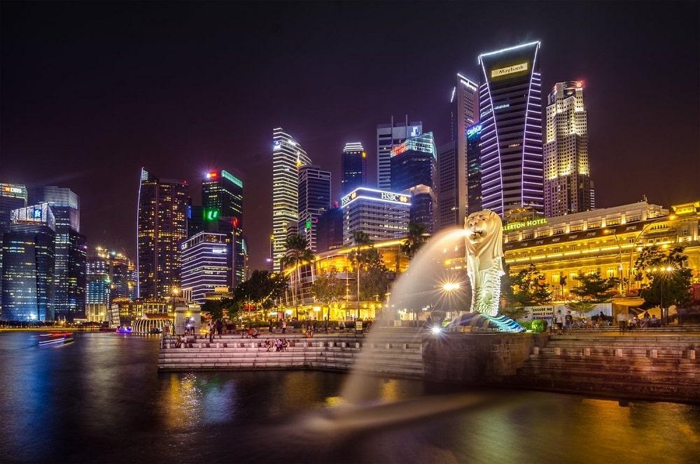 technologically Singapore